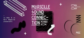 MARSEILLE SOUND CONNECTION #18 – ACID CONNECTION w/ LoWran [PONR\Tapes&Microfilms] – Bir (Live analogique) – Kech / jeudi @ Le Baby